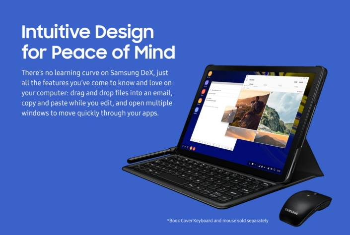 Intuitive Design for Peace of Mind