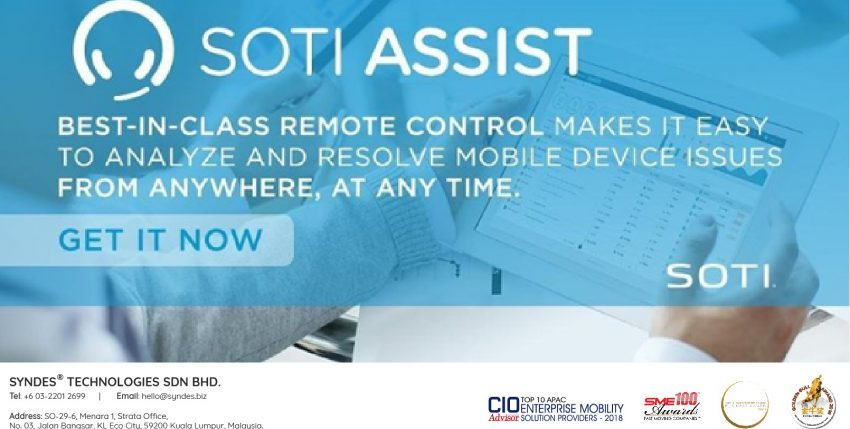 How SOTI Assist in Business Mobility & IoT Solutions