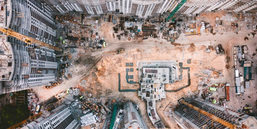 Technology to Secure Construction Site Safety?