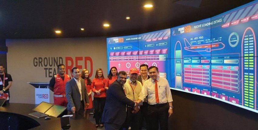 Another innovative transformation by Samsung with AirAsia – eBoarding