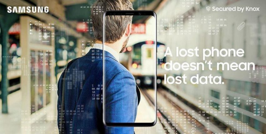A lost phone doesn't mean lost data