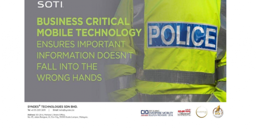 Mobile Technology Ensures Important Business Information Stolen in Keighley Did Not Fall Into The Wrong Hands